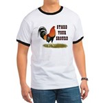 Stand Your Ground Rooster Ringer T