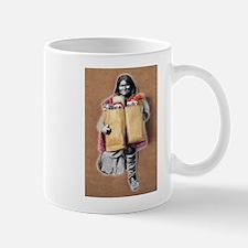 Geronimo Con Groceries Mug