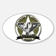 US Army Eagle Proud to Have Served Decal