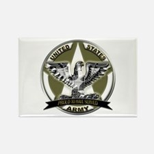 US Army Eagle Proud to Have Served Rectangle Magne