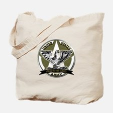 US Army Eagle Proud to Have Served Tote Bag