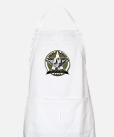 US Army Eagle Proud to Have Served Apron