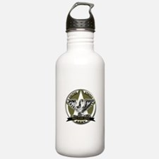US Army Eagle Proud to Have Served Water Bottle