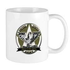 US Army Eagle Proud to Have Served Mug