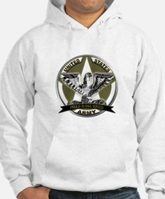 US Army Eagle Proud to Have Served Hoodie
