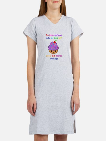 Gay Sprinkles Women's Nightshirt