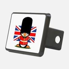 British Soldier Penguin Hitch Cover