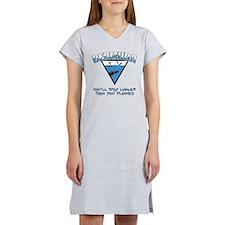 Bermuda Triangle Women's Nightshirt