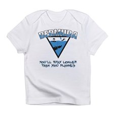 Bermuda Triangle Infant T-Shirt