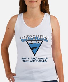 Bermuda Triangle Women's Tank Top