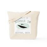 Hangar 18 Tote Bag