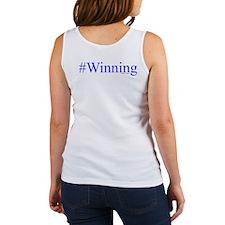 OKC #Winning Women's Tank Top