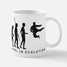 evolution karate Mug