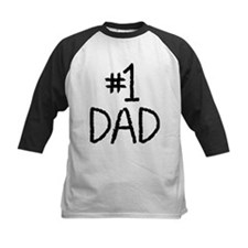 Number 1 dad Tee
