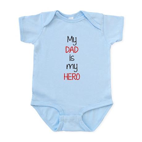 Hero dad Infant Bodysuit