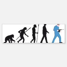 Evolution Mason_032012_B 3c.png Sticker (Bumper)