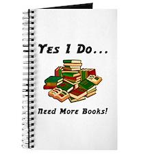 More Books! Journal