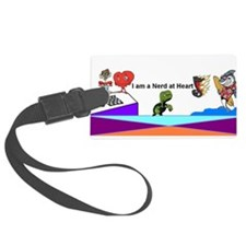 Nerd_At_Heart Luggage Tag