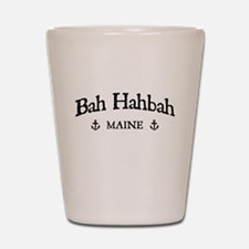 Bah Hahbah Shot Glass