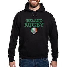 Ireland Rugby designs Hoodie