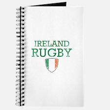 Ireland Rugby designs Journal