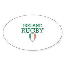 Ireland Rugby designs Decal