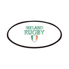 Ireland Rugby designs Patches