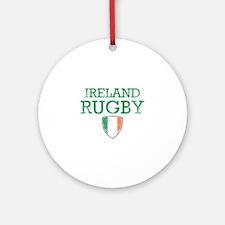 Ireland Rugby designs Ornament (Round)