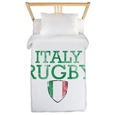 Italy Rugby designs Twin Duvet