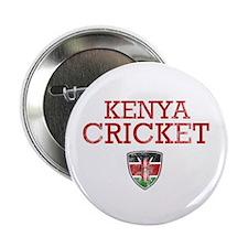 "Kenya Cricket designs 2.25"" Button (10 pack)"