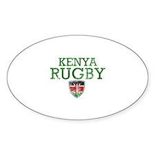 Kenya Rugby designs Decal