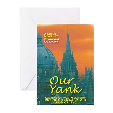 OUR YANK Greeting Cards (Pk of 20)