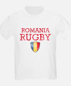 Romania Rugby designs T-Shirt