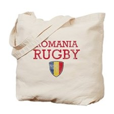 Romania Rugby designs Tote Bag