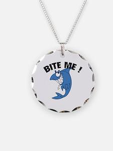 Bite Me ! Necklace
