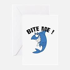 Bite Me ! Greeting Cards (Pk of 20)