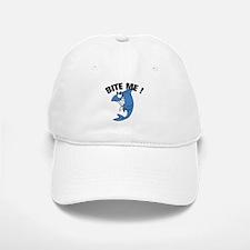 Bite Me ! Baseball Baseball Cap