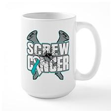 Screw Cervical Cancer Mug
