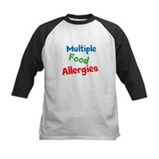 Multiple Food Allergies Tee