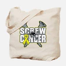Screw Ewing Sarcoma Tote Bag