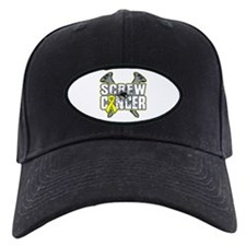Screw Ewing Sarcoma Baseball Hat