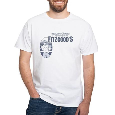PETER FITZGOODS DARK SHIRT T-Shirt