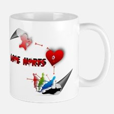 Love really hurts Mug