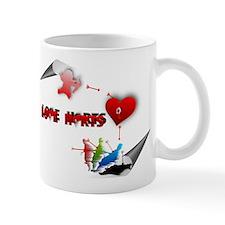 Love really hurts Mug