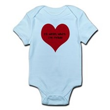 Weaning Body Suit