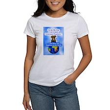8th Day -RecMag -Doberman,RustNat T-Shirt