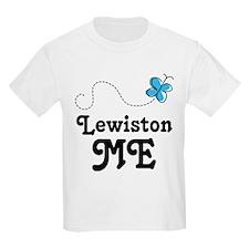 Lewiston Maine Gift T-Shirt