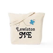 Lewiston Maine Gift Tote Bag