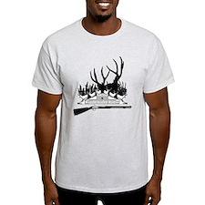 Muzzleloader Hunter T-Shirt