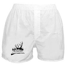 Muzzleloader Hunter Boxer Shorts
